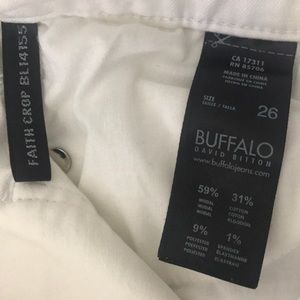 Buffalo David Bitton Jeans - Buffalo David Britton Faith Crop Jean